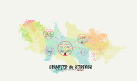 Copy of Chapter 8: Strings