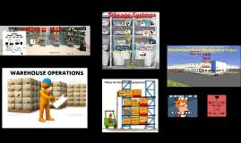 Distribution Centre Management Project