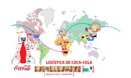 LOGÍSTICA DE COCA-COLA