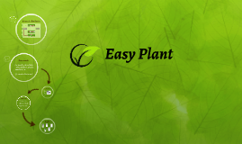 Copy of EasyPlant
