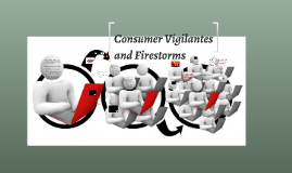 Consumer Vigilantes and Viral Marketing
