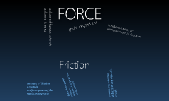 force and friction