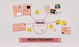 Copy of MEDIA THEORIES