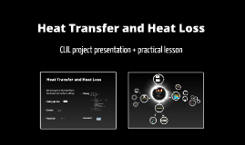 Heat Transfer and Heat Loss