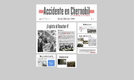 Explota Chernobyl