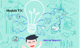 Copy of Idea de Negocio