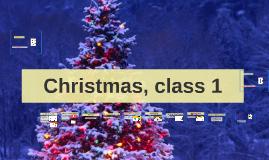 Christmas class1