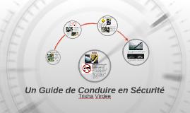 Un Guide de Conduire en Sécurité