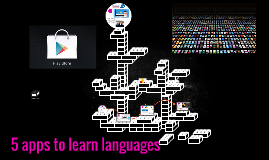5 apps to learn languages