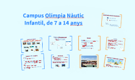 INFANTILS-Campus Olímpia Nàutic 2017