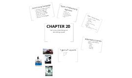 Chapter 20 Presentation