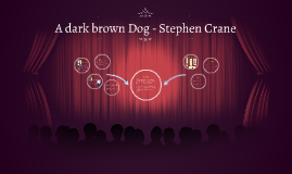 A dark brown Dog - Stephen Crane