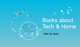 Copy of Books about Tech & Home