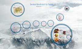 Copy of Switzerland Foods