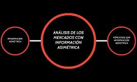 Copy of ANÁLISIS DE LOS MERCADOS CON INFORMACIÓN ASIMÉTRICA