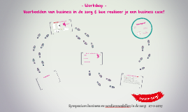 Symposium business en verdienmodellen in de zorg
