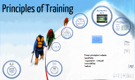 Copy of Principles of Training 1