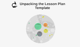 Unpacking The Lesson Plan Template By Jason Chandler On Prezi - Dcps lesson plan template