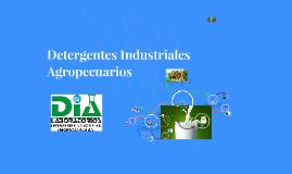 Detergentes Industriales Agropecuarios