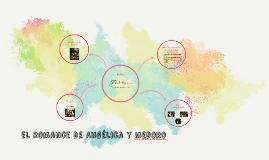 el romance de Angélica y medoro