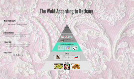 The Wold According to Bethany