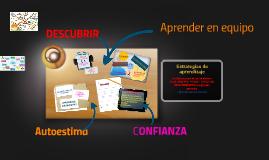 ESTRATEGIAS DE APRENDIZAJE