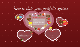 How to date your portfolio system