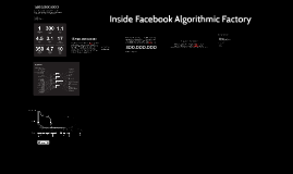 Facebook Algorithmic Factory