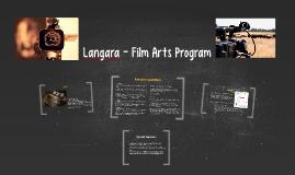 Langara - Film Arts