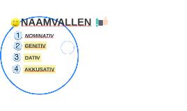 NAAMVALLEN