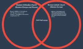 Eastern Orthodox Church (Eastern Europe and Russia)