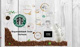 Responsabilidade Social - Starbucks