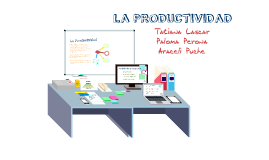Copy of La Productividad