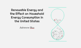 Renewable Energy and the Effect on Household Incomes in the