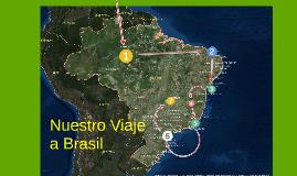 Nuestro Viaje a Brasil