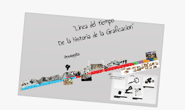 Copy of Linea del Tiempo de los Inventos