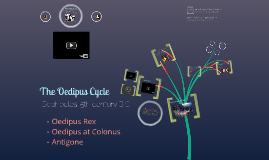Copy of The Oedipus Cycle