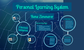 Personal Learning System