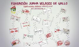 FUNDACION JUANA VELASCO DE GALLO