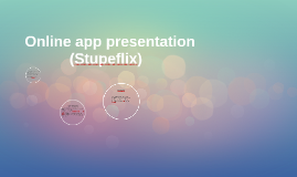 Copy of Online app presentation