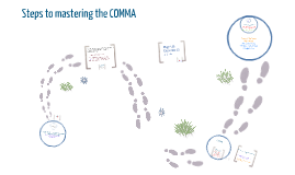 Steps to Mastering the COMMA