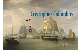 Copy of No more Columbus Day