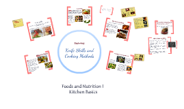 Kitchen Basics: Knife Skills and Cooking Methods