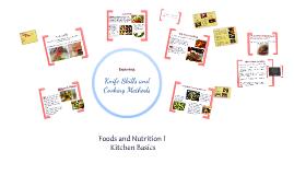 Kitchen Basics: Knife Skills and Cooking Methods