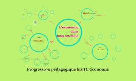 TC1 l'économie dans tous ses états Thèmes 5