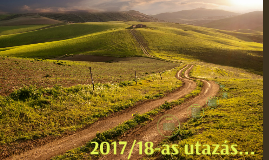 2017/18-as utazás