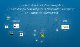 Control de la Gestion Energetica