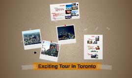 Toronto`s Tour