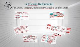 Coesão Referencial no Texto