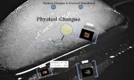 Physical Changes vs. Chemical Reactions